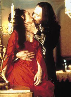 'Drácula de Bram Stoker'   The reason we met. His Winona forever.