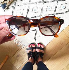 Sézane / Morgane Sézalory - www.sezane.com #sezane #spring #sunglasses