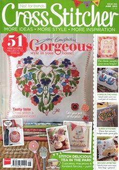 Cross Stitcher Magazine - June 2013 266 - CrossStitcher