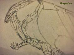 dragão neon 2 , minha criação. minha página no facebook: https://www.facebook.com/Umdragaopordia