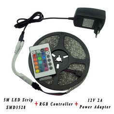 Find More LED Strips Information about 16.4ft SMD3528 5050 Flexible RGB LED Strip Waterproof IP65 Tape Light + Mini 24Keys IR Remote RGB Controller+12V Power Supply,High Quality supplies leather,China supplies definition Suppliers, Cheap supplies for a new dog from Shenzhen Raysflt Technology Co., Ltd. on Aliexpress.com