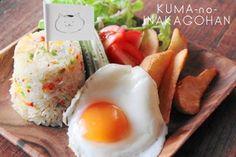 【超簡単&少材料♪】「きょうの猫村さん」に学ぶ、カフェ飯風ネコムライス・エッグ|レシピブログ