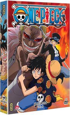 One Piece - Dressrosa - Vol. 4