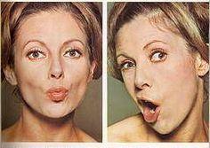 Gimnasia facial para combatir la flacidez de la cara