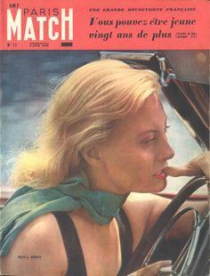 Paris Match-Michele Morgan 70s Tv Shows, Morgan, Paris Match, France, Michel, Classic Movies, Rock N Roll, Fashion Art, People