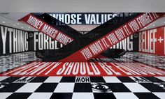 Barbara Kruger: Belief and Doubt at the Hirshhorn Museum