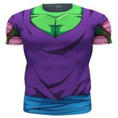 Piccolo Armor Shirt – Novelty Force - Visit now for 3D Dragon Ball Shirts and grab them while on sale!