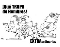 #LaColumnaDeBonil del 8 de abril del 2014. Más #caricaturas de #Bonil en: www.eluniverso.com/caricaturas