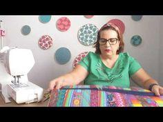 Bolsa Weekend - wow- patchwork - foam estable para que se pare la bolsa - YouTube