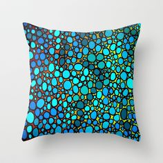 Believe Throw Pillow by Erin Jordan - $20.00