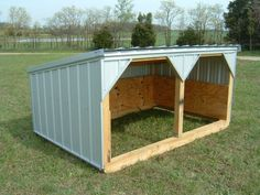 Goat Shelter Plans – What Must You Look Out For When Raising Goats Within Portable Goat Shelter Plans Sheep Shelter, Goat Shelter, Horse Shelter, Sheep Pen, Goat Playground, Goat Shed, Goat House, Goat Barn, Raising Goats