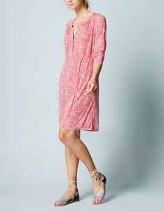 Audrey Dress WH983 Day Dresses at Boden