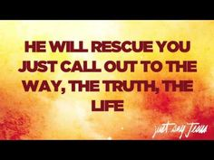 7eventh Time Down- Just Say Jesus (Official Lyric Video) If you're tired and don't know what to say...if the words won't come because you're too afraid to pray...just say  Jesus..there is power in the name.