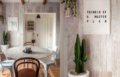 Um apartamento estilo escandinavo aqui no Brasil, vem ver!