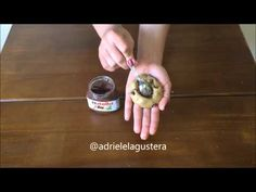 Cookies recheado de Nutella!! - YouTube