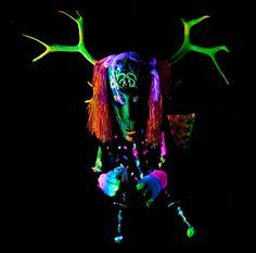 Technomania Circus Blacklight