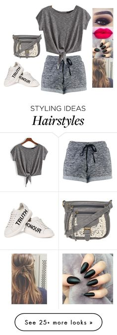 """""""Untitled #2910"""" by sigalv on Polyvore featuring Alexander McQueen"""
