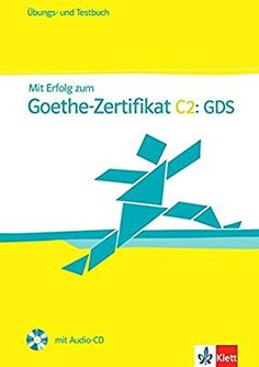 Mit Erfolg zum Goethe-Zertifikat C2 #Klett Libro de Preparación para el examen C2 de alemán #AprenderAlemán #LibrosParaAprenderAlemán #ExámenesDeAlemán