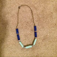 J crew necklace! J crew necklace! Good used condition J. Crew Jewelry Necklaces