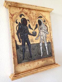 Jason Hernandez Astronauts