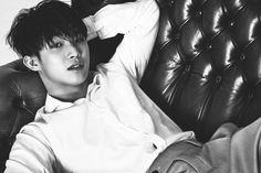 BTOB are sexy in black-and-white teaser images Hyunsik Btob, Yook Sungjae, Minhyuk, Jung Joon Young, Stevie Wonder, Lil Wayne, Btob Profile, Mtv, Im Hyun Sik