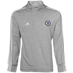 Chelsea FC hooded LS tee