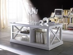 Whitehaven Painted Coffee Table   Coffee Tables   Furn-On