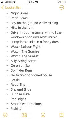 Things To Do At A Sleepover, Crazy Things To Do With Friends, Fun Sleepover Ideas, Summer Dream, Summer Baby, Party Music Playlist, Meaningful Quotes, Inspirational Quotes, Water Balloon Fight
