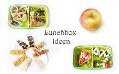 Lunchbox-Ideen für Kinder: schnell und gesund