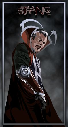 Doctor Strange by Nouraldeen Abouzeenni