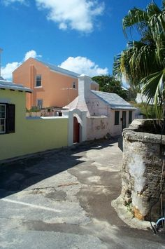 St Georges on the island of Bermuda Caribbean Travel