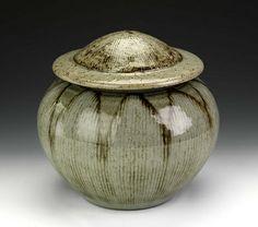 Jar with Lid by Steve Frederick / American Art