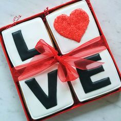 Valentines Day Cookies, Gift Wrapping, Desserts, Gifts, Food, Cookies, Gift Wrapping Paper, Tailgate Desserts, Deserts