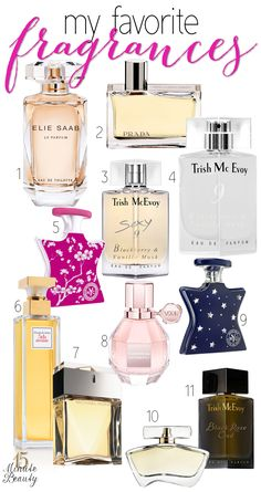 There are some great #perfumes here to try!