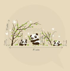 Children Wall Sticker Wall Decal Kids Decal  by designedDESIGNER, $88.00