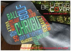 Home - Be Undercover Undercover, Personalized Birthday Gifts, Leather, Nice Asses
