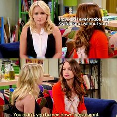 "#YoungAndHungry 2x11 ""Young & How Gabi Got Her Job Back"" - Gabi and Sofia"
