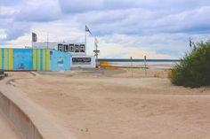 The beach in #Pärnu, #Estonia