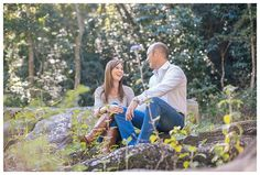 Stunning e-session in the woods! Photo by Charl van der Merwe Photography