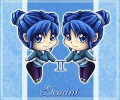 Zodiac Chibi - Gemini