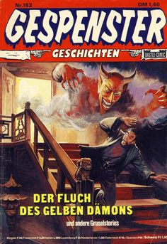 Cover for Gespenster Geschichten (Bastei Verlag, 1974 series) #153