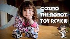 Annabelle shows off her favorite toy, her pet robot Cozmo in today's episode of the Kreepy Kents. Cozmo is a pretty cool and very cute robot that plays games. Today Episode, Pretty Cool, Games To Play, Robot, Pets, Animals And Pets, Robotics, Robots