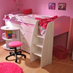 Stompa Rondo 5 - Midsleeper | Childrens | Bedroom