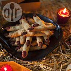 Dedos de bruxa @ allrecipes.com.br