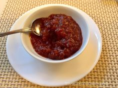 At Villa Escala a #boutiquehotel in beautiful Cluj-Napoca #romania they serve an outstanding homemade #jam of quince & rose hips - perfect texture & balance of sweet fragrant with touch of tart.  #culinarytravel #localfood #foodiefriday #ifwtwa #Balkans #europe2017 #travelwriter #chef