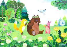 某カレンダーコンペ用に作成しましたが不採用でした。残念…。 Rooster, Pikachu, Animals, Fictional Characters, Animales, Animaux, Roosters, Fantasy Characters, Animal