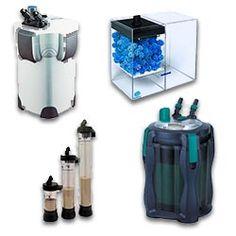 Sistema de filtrado externo para acuarios en Amazon