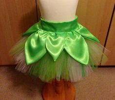 Tinkerbell inspired tutu with wings  by FEsEnchantedEmporium, £15.00
