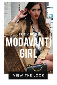 Modavanti (@Modavanti) is the destination for the new generation of socially conscious consumers, like ourselves, who are looking to find stylish and sustainable fashion that fits our values without compromising on quality or design.
