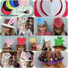 Mother's Day Crown Craft